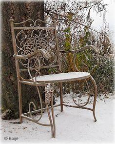 The Secret Garden: Vintern smyger i trädgården