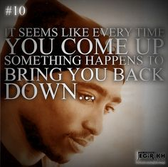 2pac Quotes & Sayings (JEGiR KH Design) | 10- It seems like … | Flickr