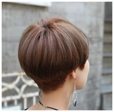 front and back pics of short hairstyles - Google Search