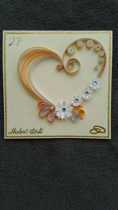 Další z nápadů . (another idea . Quilling, Washer Necklace, Jewelry, Bedspreads, Jewlery, Jewerly, Schmuck, Jewels, Jewelery