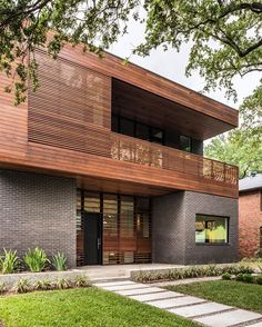 Kipling Residence by Content Architecture @contentarchitecture , Houston #Texas #Usa ...  Peter Molick @capturedaesthetic