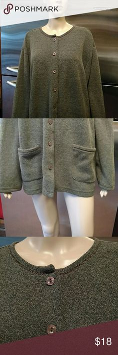 Fashion Bug Button Up Sweater Gorgeous Sweater. Great Condition Fashion Bug Sweaters