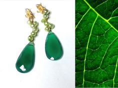 Green and blue... by serena alias liquirizia serena alias liquirizia on Etsy