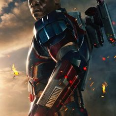 #IronMan #IronPatriot #Marvel #Comics #Superheroes #Movies #TheAvengers