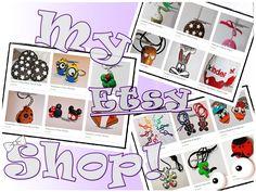 Scopriamo Il mio negozio su ETSY! • •• AhC •• •