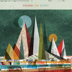 """young the giant - """"islands""""  album cover"""