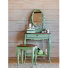 Туалетный столик с зеркалом - Купить за 33 909 руб. на InMyRoom.ru