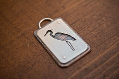 Great Blue Heron, Sterling silver, copper, hand made, every day wear, nature, bird, wild, silhouette, rustic by JustPlainSimple on Etsy https://www.etsy.com/listing/54945587/great-blue-heron-sterling-silver-copper