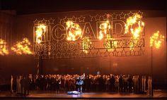 Ballo in maschera Alessandro Carletti, Lighting designer