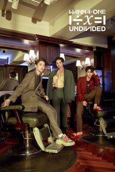 Wanna One 3rd Mini Album '1÷χ=1 (UNDIVIDED)'