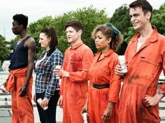 After some quality zombie bashing. Misfits