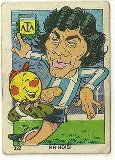 Brindisi #322 - Argentina 1976