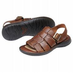 0adf5dac11af5 Born Men s Harvey Sandal - Brown Born.  90.24 Brown Sandals