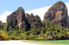 Krabi, Thailand.  Been there!