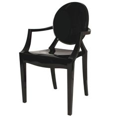 I pinned this Kartell Louis Ghost Chair from the Mr. Goodwill Hunting event at Joss and Main!