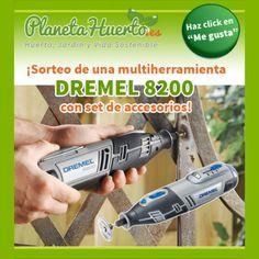 Sorteo Multiherramienta Dremel 8200