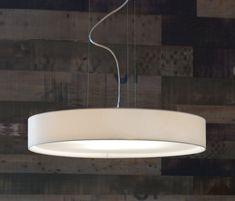 General lighting-Pendant lights in textiles-Suspended lights-Mirya Pendant Light-LUCENTE Suspended Lighting, Linear Lighting, Chandelier Lighting, Modern Lighting, Lighting Design, Ceiling Lamp, Ceiling Lights, Suspension Design, Office Lighting