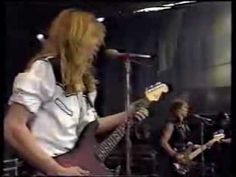 Peer Günt - Bad Boys & RNR Star (Provinssirock '87)