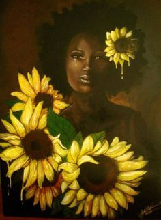 Afro Love Affair: She Who Cuts With Honey