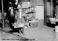 1912 Celery Delivery Child
