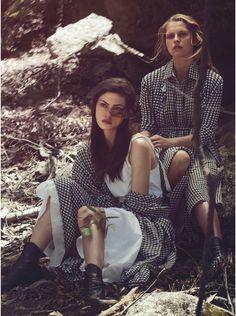 Teresa Palmer, Phoebe Tonkin by Will Davidson for Vogue Australia March 2015 8