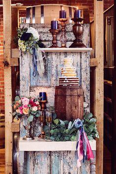 Marie Labbancz Photography | Kristin Rockhill Floral | Reverie Gallery Wedding Blog