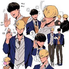 Lookism Webtoon, Webtoon Comics, Manhwa Manga, Anime Manga, Anime Art, Kaneki, Tokyo Mew Mew, My Romance, Persona 5