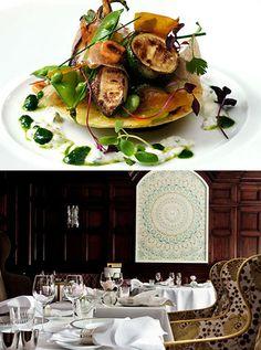 Hélène Darroze  Darse cita en uno de los restaurantes con uno de los chefs más reputados de la capital británica es uno de sus encantos, el otro son sus deliciosas creaciones de cocina francesa que salen de sus fogones.