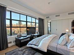 Spectacular Duplex Penthouse in New York Defying the Urban Racket