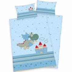 Herding Cupcake Baby Bettwäsche Kinderbettwäsche Wendebettwäsche Set 100x135