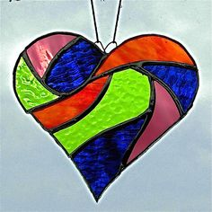 Tetradic Heart © Wayne Stratz