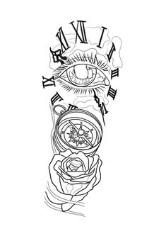 Half Sleeve Tattoo Stencils, Half Sleeve Tattoos Sketches, Arm Sleeve Tattoos For Women, Unique Half Sleeve Tattoos, Half Sleeve Tattoos Designs, Forearm Sleeve Tattoos, Card Tattoo Designs, Tattoo Lettering Design, Family Tattoo Designs