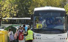 La mayoría de las infracciones de la última campaña se produjeron por no contar el autobús con la autorización especial para realizar transporte escolar
