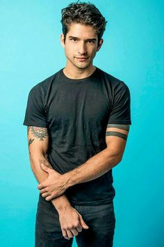 Tyler Posey Our Alfa Eolf In MTV'S Teen Wolf .. Photographed By NYTimes Comic Con 2017..