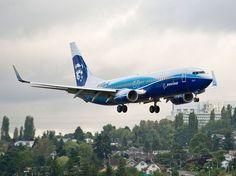 #5 Alaska Airlines