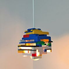 Legolampa
