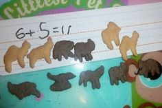 Animal Cracker Math