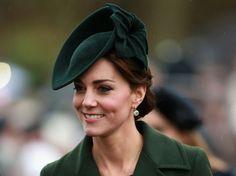 Kate Middleton, Duchessa di Cambridge (Getty)