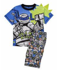 TEENAGE MUTANT NINJA TURTLES ~ On A Mutant Mission Pyjamas