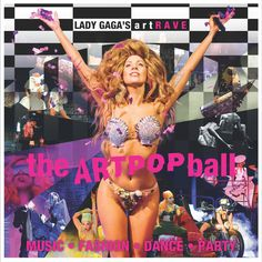 #LadyGaga's New Tour #artRAVETheARTPOPBall. Buy Your Tickets Here! http://www.ticketmaster.com/Lady-Gaga-tickets/artist/1249444?tm_link=edp_Artist_Name