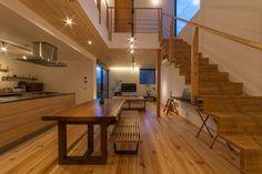 CASE 392 | 古材・木材を使用した木に包まれる家(愛知県清須市) | 注文住宅なら建築設計事務所 フリーダムアーキテクツデザイン