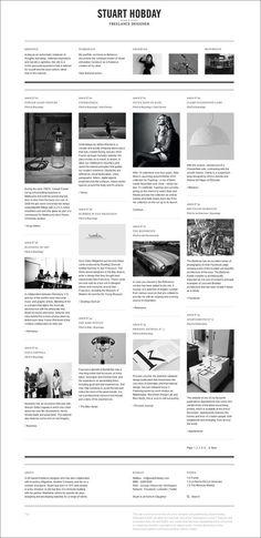 Website design: