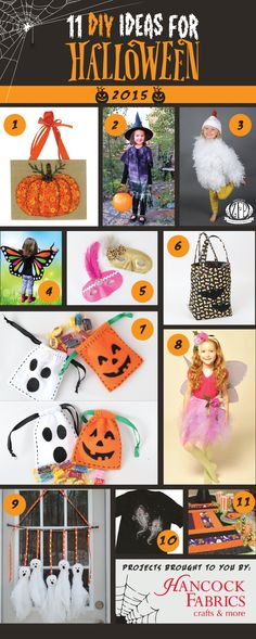 Looking for Halloween pinspiration? Head on over to our blog for a spooktacular roundup of projects and tutorials you can create yourself!