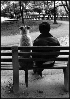 Elliott Erwitt USA. New York City. 1977.