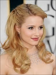 dianna agron golden globes 2011 - Google Search