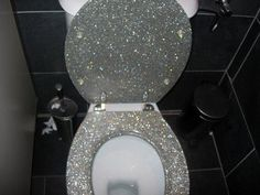 Put a little Glitter in Mom's Shitter - just one of 10 (more) Bad Gifts for Mother's Day (or awesome depending on who you ask)! Click for the full list.
