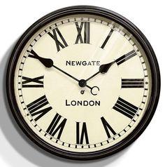 clock option.