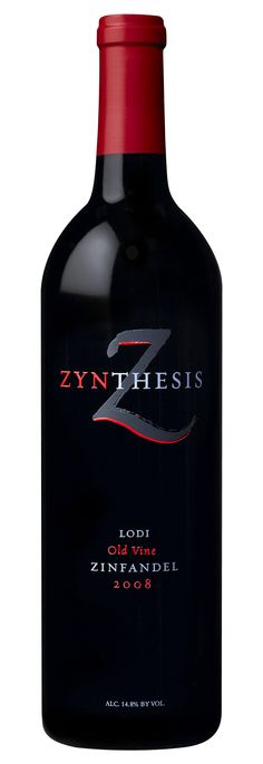 Zynthesis Old Vine Zinfandel - one of the finest California Reds... if you find it... TRY IT!
