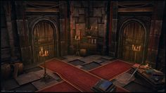 3d polycount dungeon - Google Search