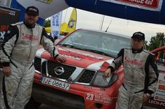 Łukasz Lechowicz, Łukasz Solecki, Nissan Navara Yellow T2
